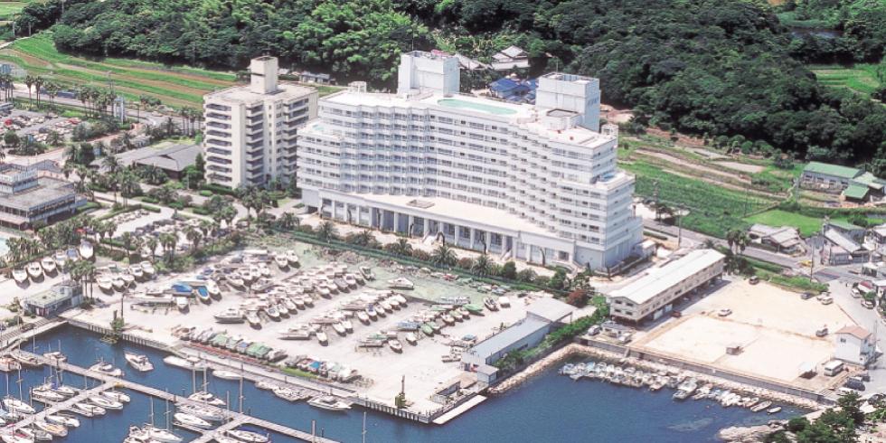 会員制リゾートホテル
